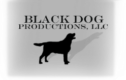 Black Dog Productions LLC logo
