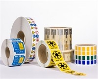 Self Adhesive Labels image