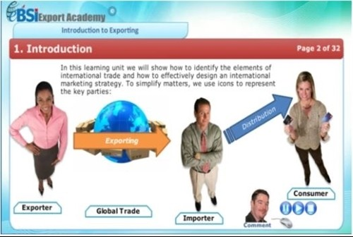 Introduction to International Trade & eBusiness