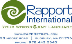 Rapport International logo