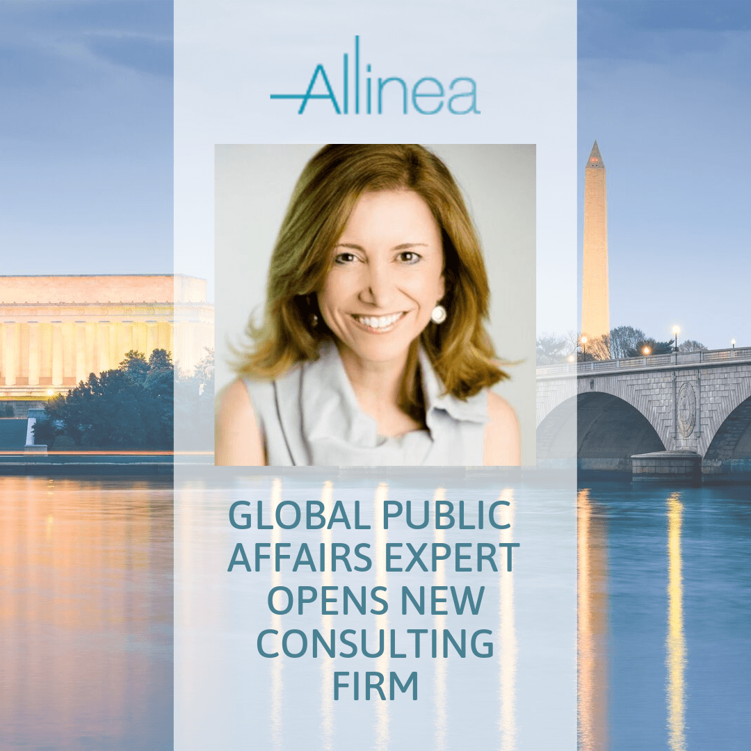 Global Public Affairs Expert Opens New Consulting Firm