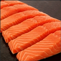 SELLING Atlantic salmon to the International Market image